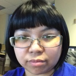 Bob-style wig, but I think it makes me look like Edna Mode from The Incredibles animated movie.